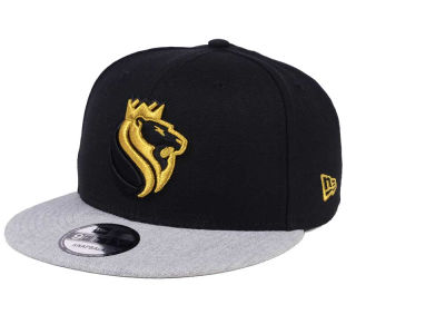 San Antonio Spurs New Era NBA Gold Tip Off 9FIFTY Snapback Cap