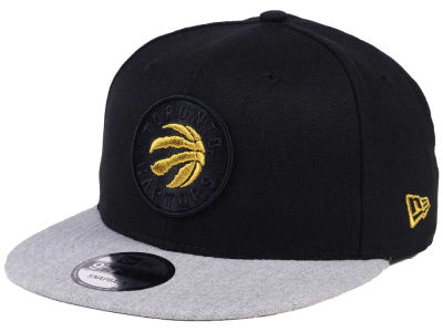 Toronto Raptors New Era NBA Gold Tip Off 9FIFTY Snapback Cap