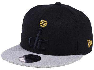 6ec671d8f0a Washington Wizards New Era NBA Gold Tip Off 9FIFTY Snapback Cap