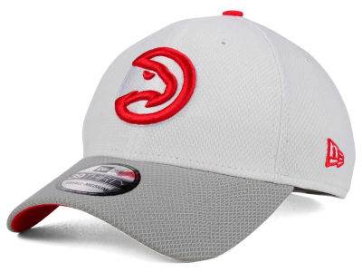 Atlanta Hawks New Era NBA White Diamond 9TWENTY Cap