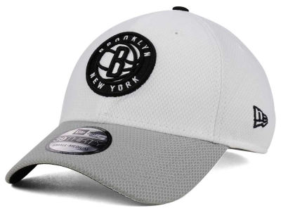 Brooklyn Nets New Era NBA White Diamond 9TWENTY Cap