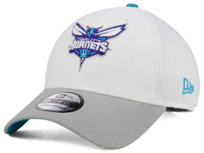 Charlotte Hornets New Era NBA White Diamond 9TWENTY Cap