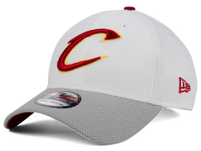 Cleveland Cavaliers New Era NBA White Diamond 9TWENTY Cap