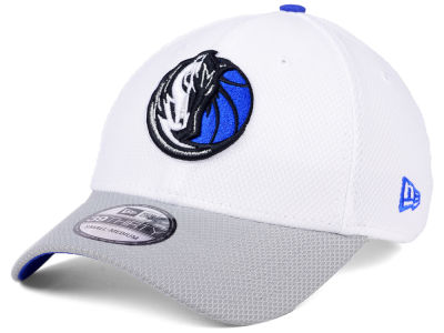 Dallas Mavericks New Era NBA White Diamond 9TWENTY Cap