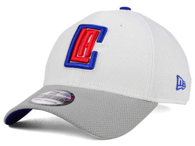 Los Angeles Clippers New Era NBA White Diamond 9TWENTY Cap