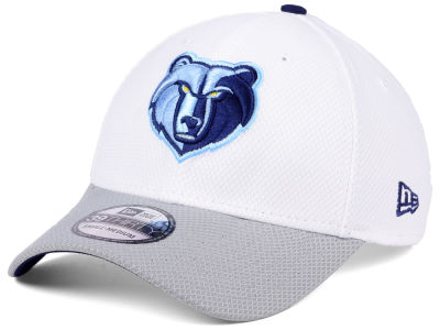 Memphis Grizzlies New Era NBA White Diamond 9TWENTY Cap