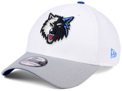 Minnesota Timberwolves New Era NBA White Diamond 9TWENTY Cap