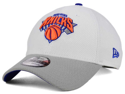New York Knicks New Era NBA White Diamond 9TWENTY Cap