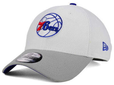 Philadelphia 76ers New Era NBA White Diamond 9TWENTY Cap