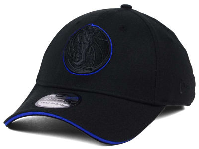 Dallas Mavericks New Era NBA Black Pop 39THIRTY Cap