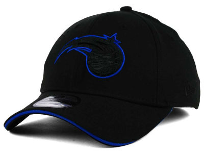 Orlando Magic New Era NBA Black Pop 39THIRTY Cap