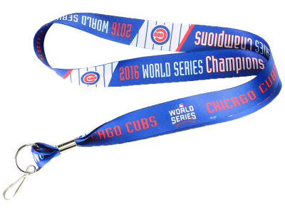 Chicago Cubs Sublimated Lanyard
