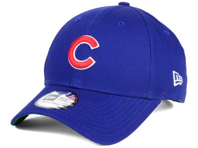 Chicago Cubs New Era MLB Banner Patch 9FORTY Cap