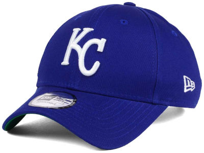 Kansas City Royals New Era MLB Banner Patch 9FORTY Cap