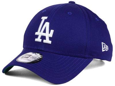 Los Angeles Dodgers New Era MLB Banner Patch 9FORTY Cap