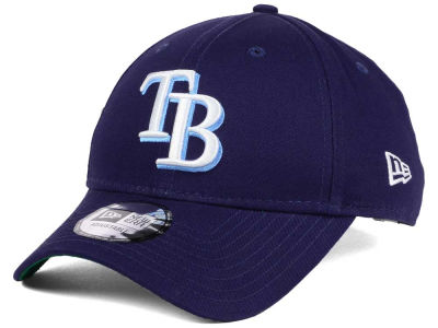 Tampa Bay Rays New Era MLB Banner Patch 9FORTY Cap