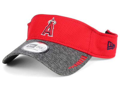 Los Angeles Angels New Era MLB Shadow Tech Visor