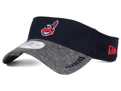 Cleveland Indians New Era MLB Shadow Tech Visor