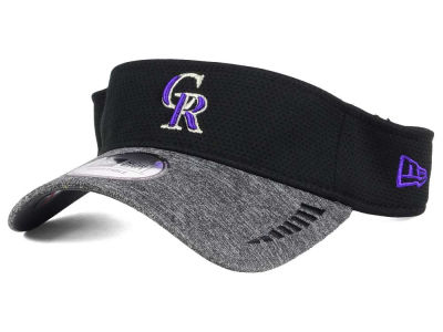 Colorado Rockies New Era MLB Shadow Tech Visor