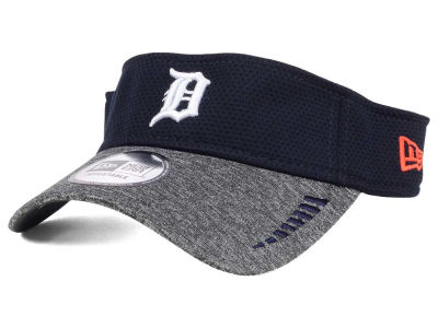 Detroit Tigers New Era MLB Shadow Tech Visor