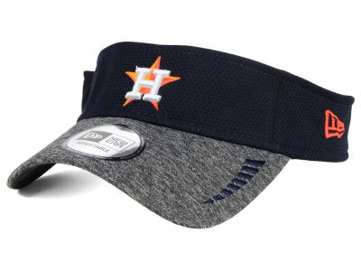 Houston Astros New Era MLB Shadow Tech Visor