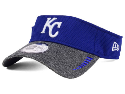 Kansas City Royals New Era MLB Shadow Tech Visor