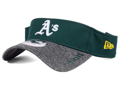Oakland Athletics New Era MLB Shadow Tech Visor