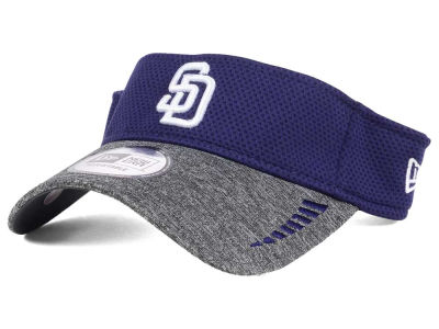 San Diego Padres New Era MLB Shadow Tech Visor