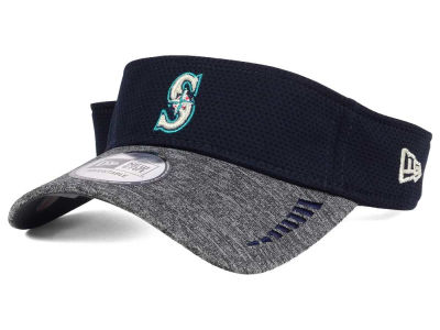 Seattle Mariners New Era MLB Shadow Tech Visor