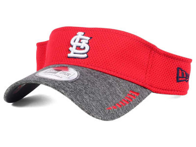 St. Louis Cardinals New Era MLB Shadow Tech Visor