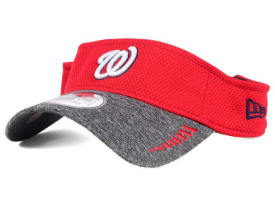 Washington Nationals New Era MLB Shadow Tech Visor