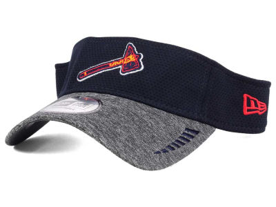 Atlanta Braves New Era MLB Shadow Tech Visor