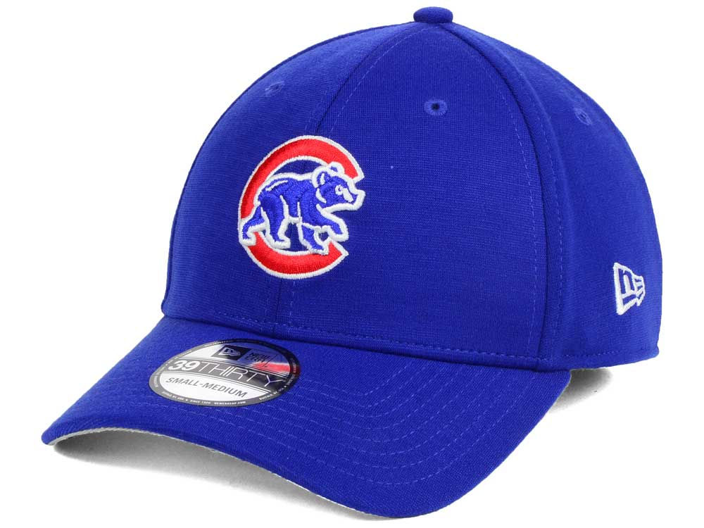 83f2383b2 ... amazon chicago cubs new era mlb team pennant 39thirty cap lids 2aacb  fdcb2