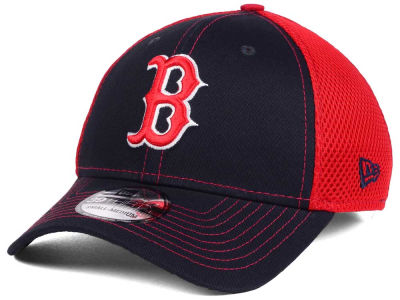 Boston Red Sox New Era MLB Team Front Neo 39THIRTY Cap
