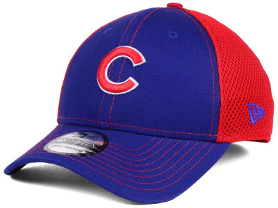 Chicago Cubs New Era MLB Team Front Neo 39THIRTY Cap