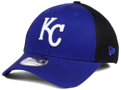Kansas City Royals New Era MLB Team Front Neo 39THIRTY Cap