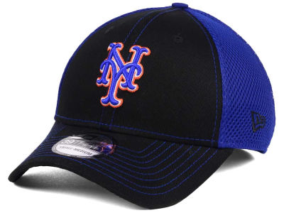 New York Mets New Era MLB Team Front Neo 39THIRTY Cap