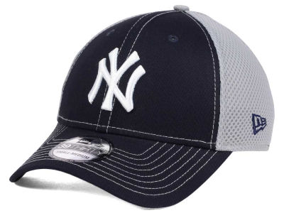 New York Yankees New Era MLB Team Front Neo 39THIRTY Cap