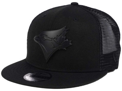 Toronto Blue Jays New Era MLB Matte Metal Trucker 9FIFTY Snapback Cap