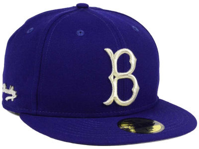 Brooklyn Dodgers New Era MLB Pintastic 59FIFTY Cap