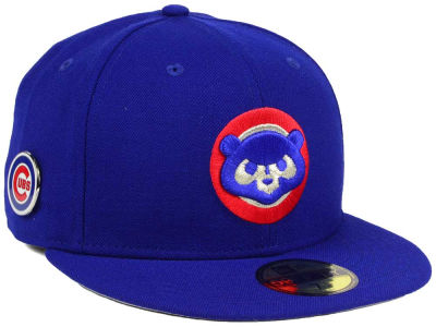 Chicago Cubs New Era MLB Pintastic 59FIFTY Cap
