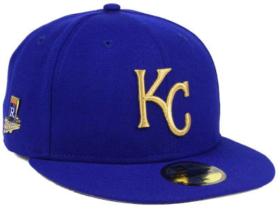 Kansas City Royals New Era MLB Pintastic 59FIFTY Cap