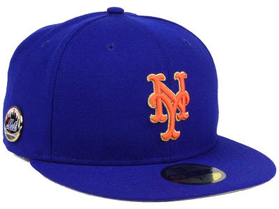 New York Mets New Era MLB Pintastic 59FIFTY Cap