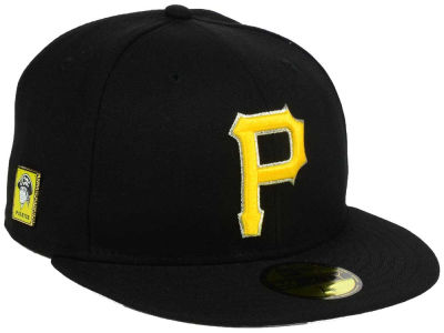 Pittsburgh Pirates New Era MLB Pintastic 59FIFTY Cap