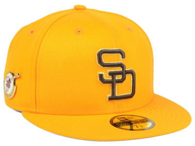 San Diego Padres New Era MLB Pintastic 59FIFTY Cap