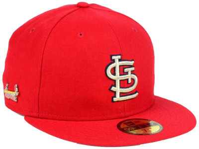 St. Louis Cardinals New Era MLB Pintastic 59FIFTY Cap