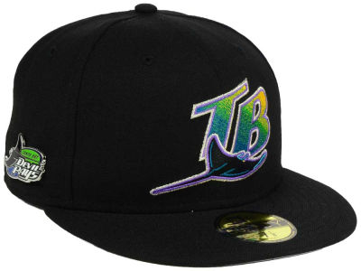 Tampa Bay Rays New Era MLB Pintastic 59FIFTY Cap