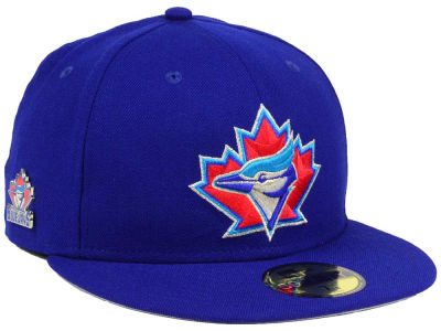 Toronto Blue Jays New Era MLB Pintastic 59FIFTY Cap