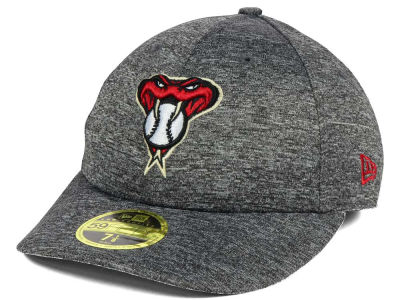 Arizona Diamondbacks New Era MLB Shadowed Low Profile 59FIFTY Cap