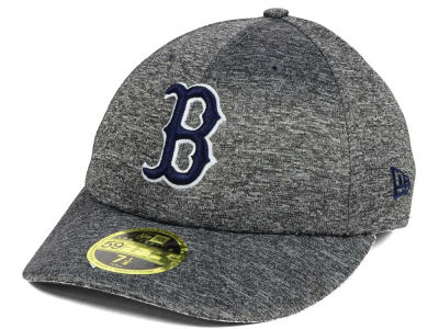 Boston Red Sox New Era MLB Shadowed Low Profile 59FIFTY Cap